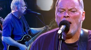"""David Gilmour Plays """"Shine On You Crazy Diamond,"""" And It'll Leave You Misty Eyed"""