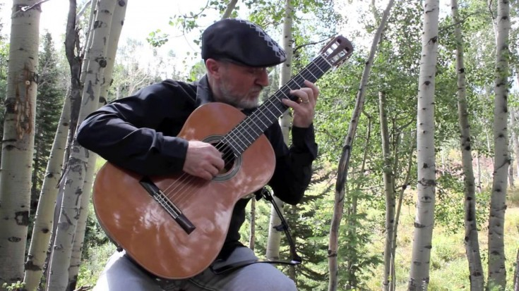 "Jim Croce – ""Time In A Bottle"" (Michael Lucarelli Guitar Cover) 