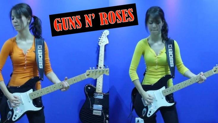 gunsen roses
