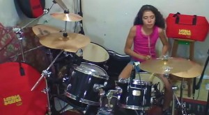 "11-Year-Old Girl Plays Rush's ""Tom Sawyer"" –  I'm STILL Blown Away"