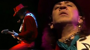 Stevie Ray Vaughan Plays First Japanese Concert EVER
