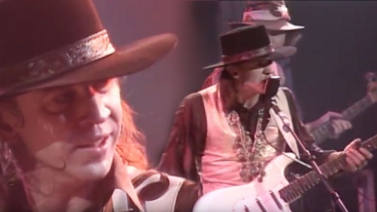 "SRV Brings Blues To Nursery Rhyme ""Mary Had A Little Lamb"" | Society Of Rock Videos"