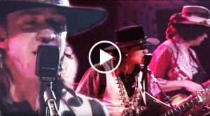 "SRV's ""Look At Little Sister"" Live Makes Crowd CRAZY"