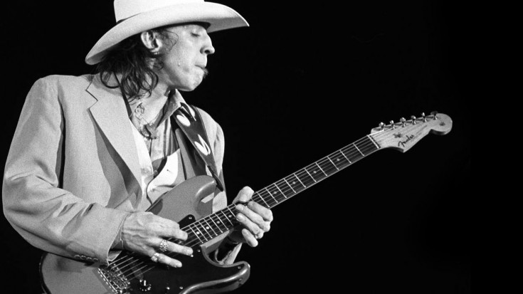 10 Times Stevie Ray Vaughan Was The Best Guitar Player In The World | Society Of Rock Videos