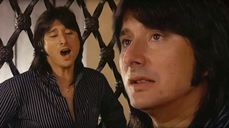 """Steve Perry's Romantic Hit """"Oh Sherrie"""" Will Make You Wish Your Name Was Sherrie, Too 