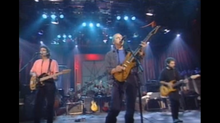 """Dire Straits' BEST """"Sultans Of Swing"""" Performance Defines Real Rock And Roll!   Society Of Rock Videos"""