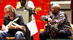 "B.B. King and Eric Clapton Stun In ""The Thrill Is Gone"" Live Performance"