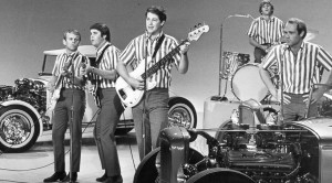 "The Beach Boys Battle Beatlemania With ""I Get Around,"" And The Crowd Goes Wild!"