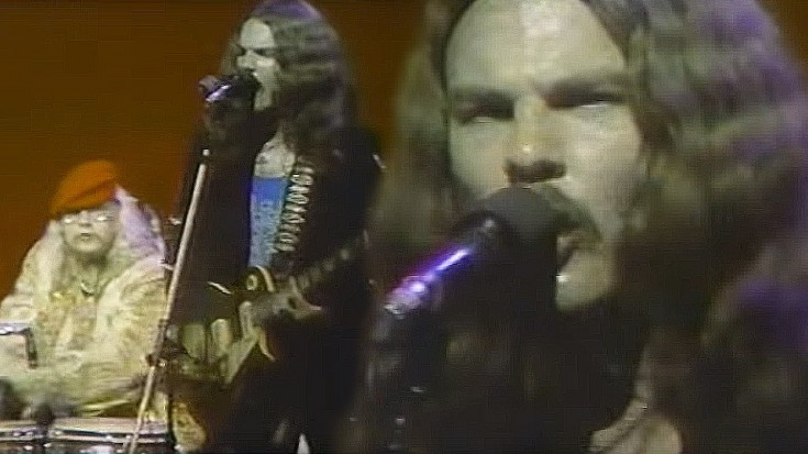"The Doobie Brothers Jam ""Long Train Runnin"" In 1974, And It"