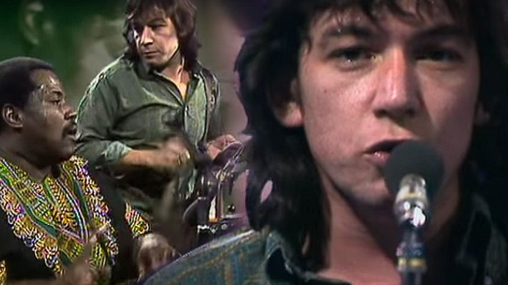 """Eric Burdon Unites With War For """"Spill The Wine,"""" And Proves He's STILL Got It! 