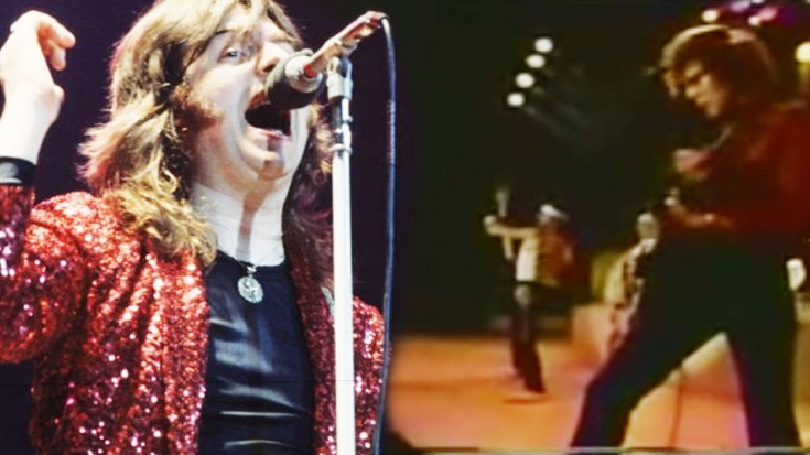 """Foghat's '81 """"I Just Want To Make Love To You"""" Performance Will BLOW Your Mind!   Society Of Rock Videos"""