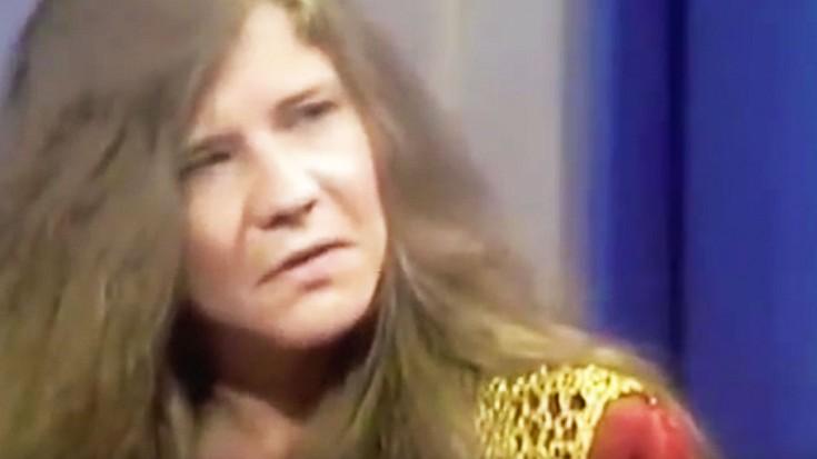 Janis Shares HER Favorite Singer On The Ed Sullivan Show- WOW, She Had Taste! | Society Of Rock Videos
