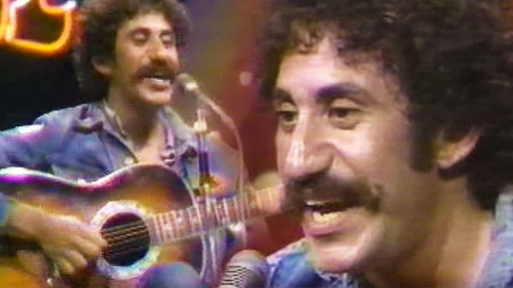 "Jim Croce's Final Midnight Special Appearance Gets Rowdy With, ""You Don't Mess Around With Jim"" 