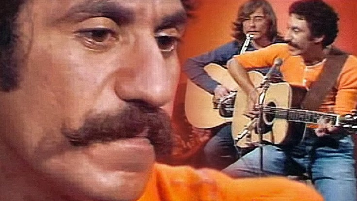 """Jim Croce Performs """"Operator"""" In Last Known Live Footage Filmed Before His Death 