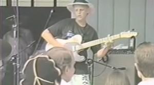 Caught On Camera: 12-Year-Old Joe Bonamassa Plays The Blues, And It's Mindblowing