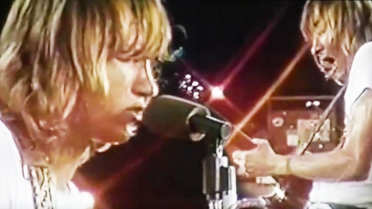 We Found Joe Walsh's Best Guitar Solo Ever- He Goes Off On This One | Society Of Rock Videos