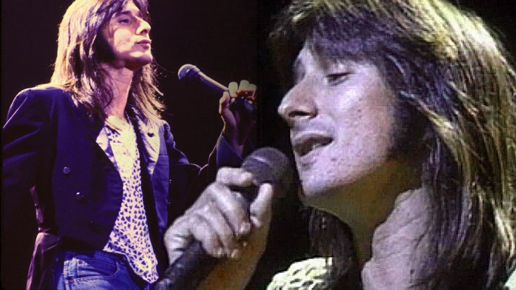 "Steve Perry Sings ""Any Way You Want It,"" And The Crowd Goes WILD! 