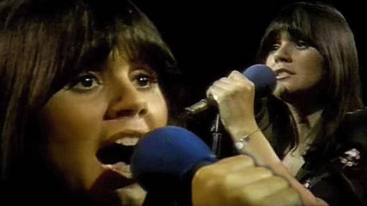 Linda Ronstadt Oozes Charm As She Breathes New Life Into An Everly Brothers Classic | Society Of Rock Videos