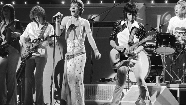 """The Rolling Stones' Unreleased """"Drift Away"""" Cover Is Their"""