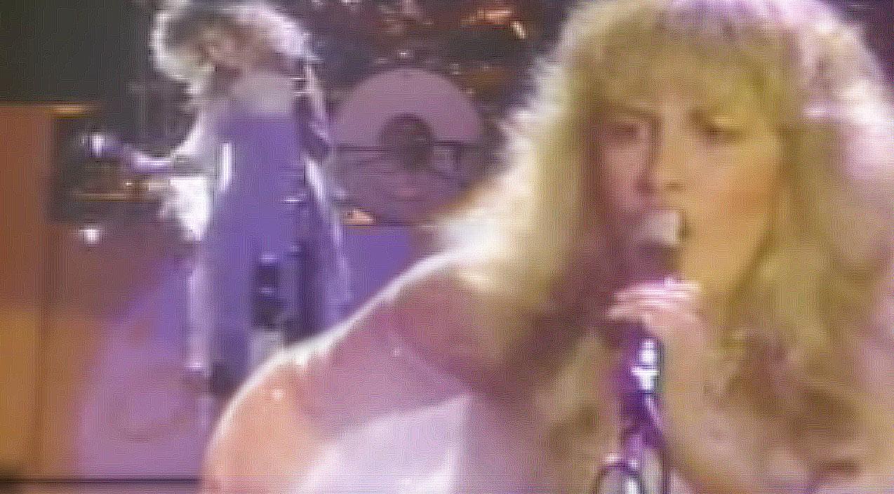 70s siren stevie nicks charms in 1982 cover of tom petty�s