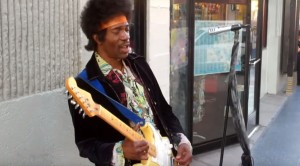 We Might Have Found Jimi Hendrix Still Alive And Performing