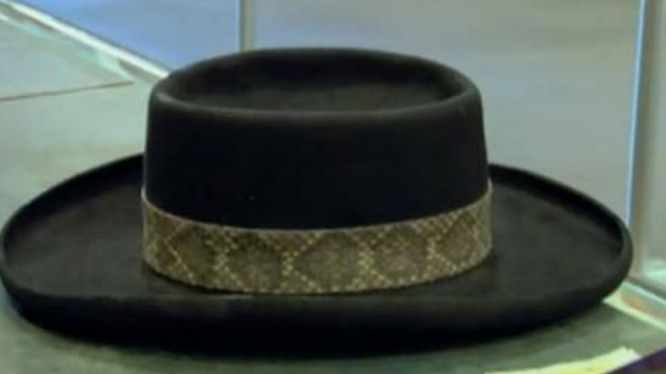 26ad0f966 How Much Is Ronnie Van Zant's Hat Worth? Guy Tries Selling It To ...