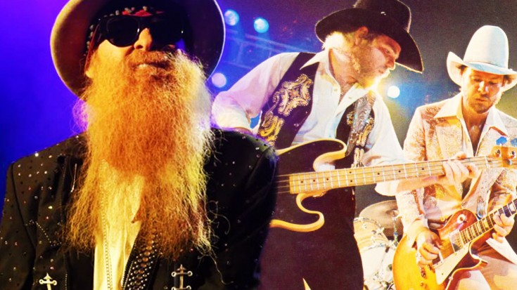 Celebrating Billy Gibbons' 66th Birthday With His First Recording EVER | Society Of Rock Videos