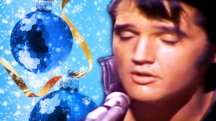 "Elvis Presley's '68 ""Blue Christmas"" Performance Will Give You ..."