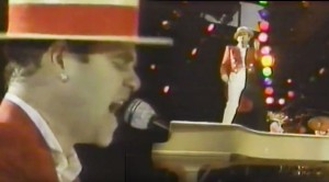 "Elton John's '84 ""Saturday Night's Alright"" Performance Will Make You Feel Alive"