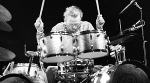 "Ginger Baker Says Farewell To Cream With Explosive ""Toad"" Drum Solo"