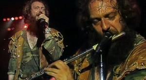 "Jethro Tull Go Off The Rails For ""Locomotive Breath"""