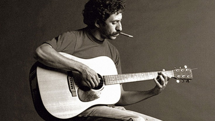 "Get An Intimate Look Behind The Scenes Of Jim Croce's ""You Don't Mess Around With Jim"" 