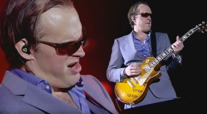 "Joe Bonamassa Is On Fire With Smokin' Hot ""Just Got Paid"" Performance"