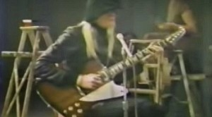 """Caught On Camera: Johnny Winter Jams """"Rock And Roll, Hoochie Koo,"""" And It Rocks"""