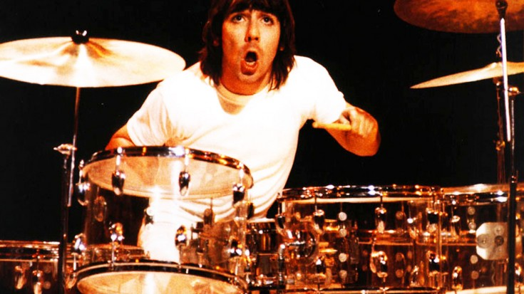"Keith Moon's Greatest ""Won't Get Fooled"" Solo Will Seriously Blow You Away 