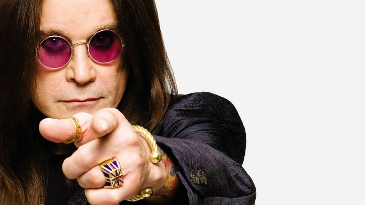Ozzy Osbourne Happy Birthday, Ozzy! ...