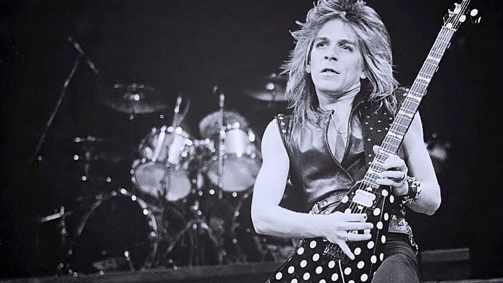 Remembering Randy Rhoads On His 59th Birthday | December 6, 1956 – March 19, 1982 | Society Of Rock Videos