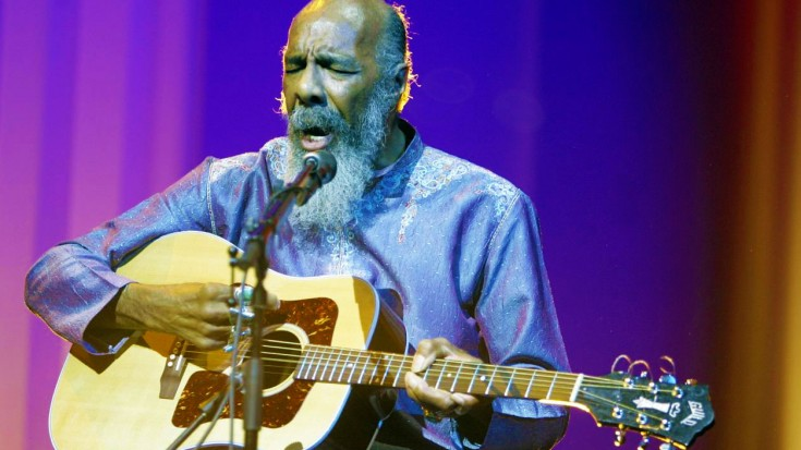 """Freedom"" Rings With Richie Havens' Stunning 2008 Performance 