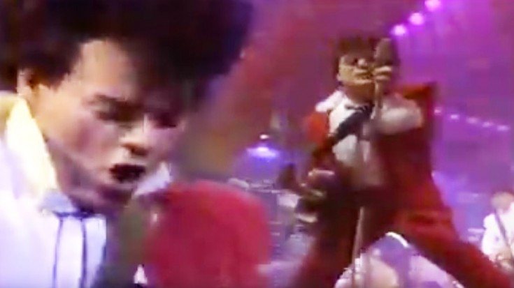 """Gary Glitter's """"Another Rock N' Roll Christmas"""
