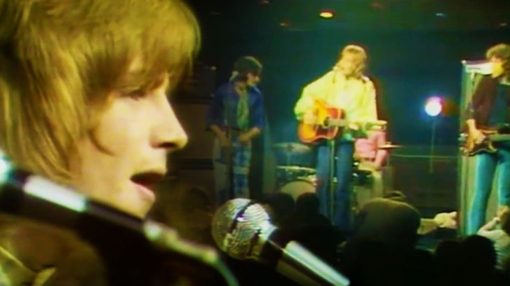 The Moody Blues Sing Tuesday Afternoon And It Will Carry