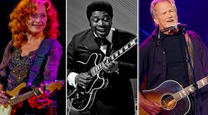 BREAKING: Bonnie Raitt + B.B. King To Join The Austin City Limits Hall Of Fame