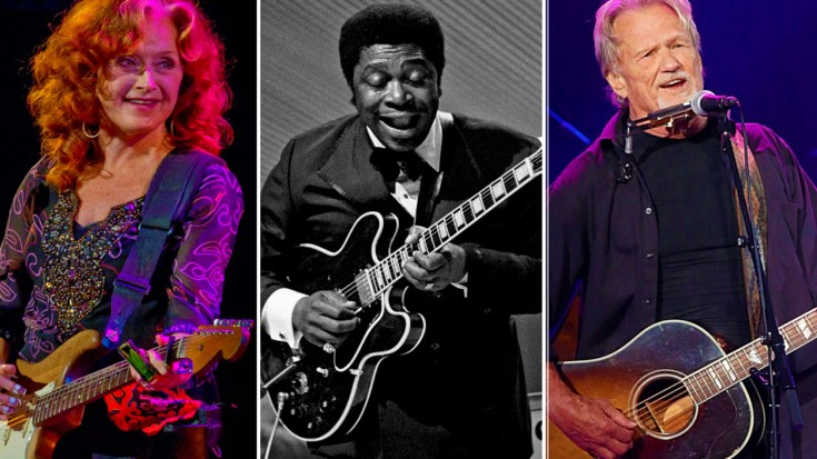 BREAKING: Bonnie Raitt + B.B. King To Join The Austin City Limits Hall Of Fame | Society Of Rock Videos