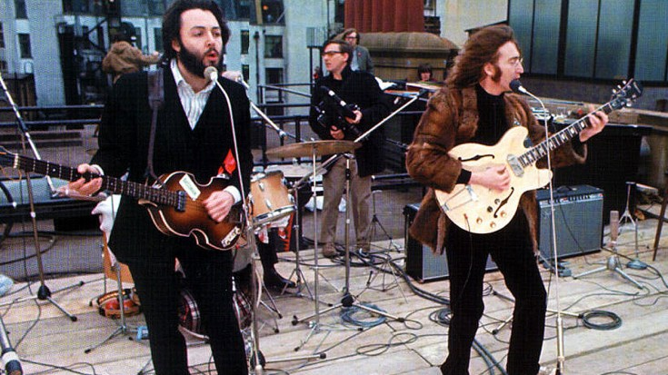 47 Years Ago: The Beatles End An Era With Final Rooftop Concert | Society Of Rock Videos