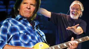 "Rock Legends John Fogerty And Bob Seger Come Together On ""Who'll Stop The Rain"""