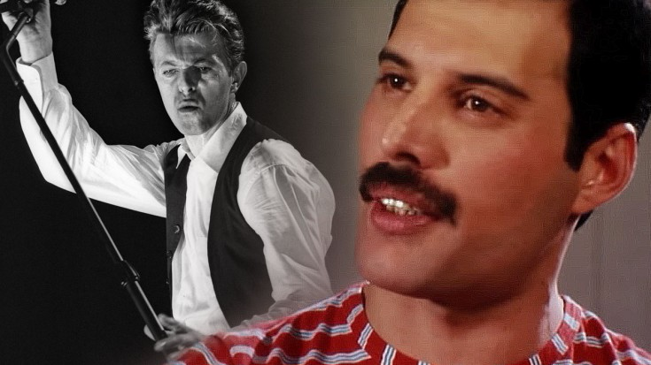 Freddie Mercury Says THIS About David Bowie In Rare Interview | Society Of Rock Videos