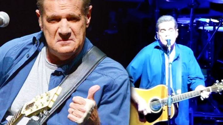 "Honoring Lost Eagle, Glenn Frey With 2014 ""Lyin' Eyes"" Performance | Society Of Rock Videos"