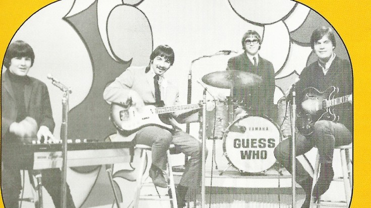 "The Guess Who's Incredible ""Hey Jude"" Recording Will Surprise You 