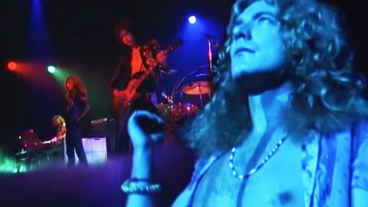 """Led Zeppelin's '73 """"No Quarter"""" Performance Is Too Good To ..."""