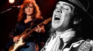 "Bonnie Raitt + Stevie Ray Vaughan Unite For Powerhouse ""Testify"" Performance"