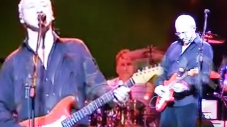 """Mark Knopfler Performs AMAZING 2005 """"Sultans Of Swing"""" Set 